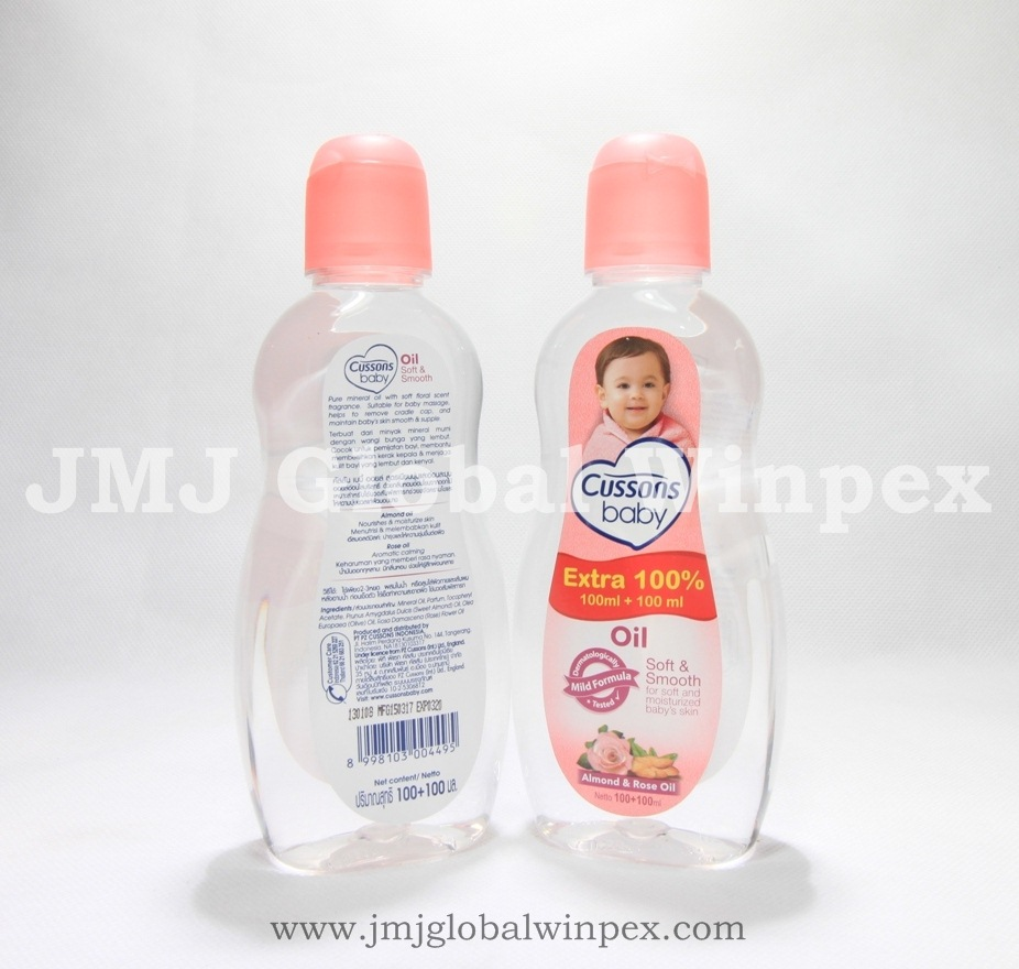 Cussons Baby Hair Lotion Candlenut Oil Celery 100 Ml Cusson Consumer Goods Exports Quality